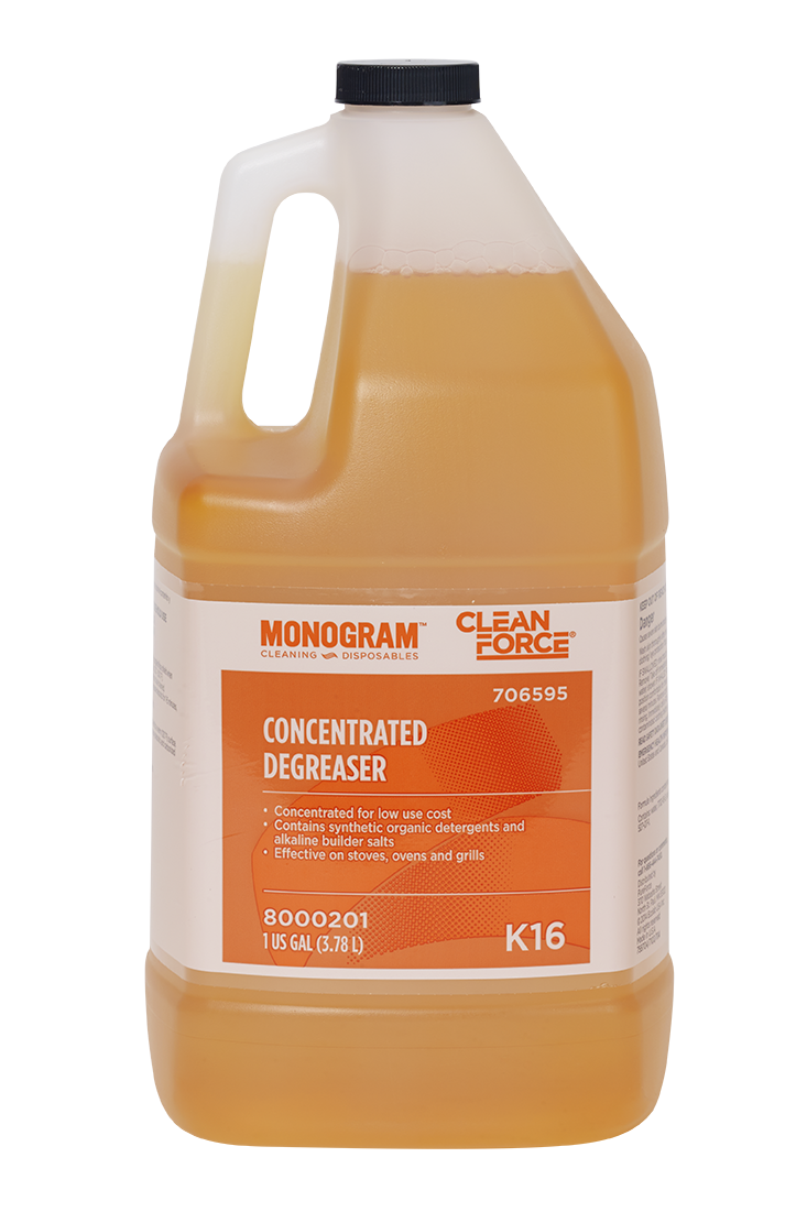 Monogram Clean Force Concentrated Degreaser