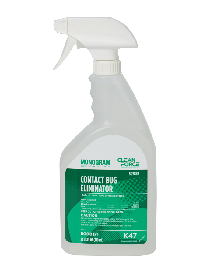 Monogram Clean Force Contact Bug Eliminator