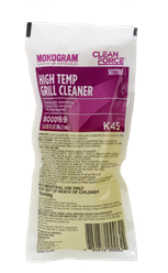 Monogram Clean Force High Temp Grill Cleaner Packets