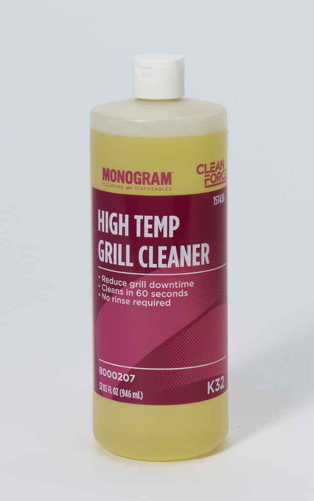 Monogram Clean Force High Temp Grill Cleaner