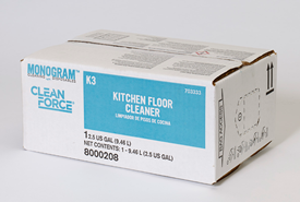 Monogram Clean Force Kitchen Floor Cleaner