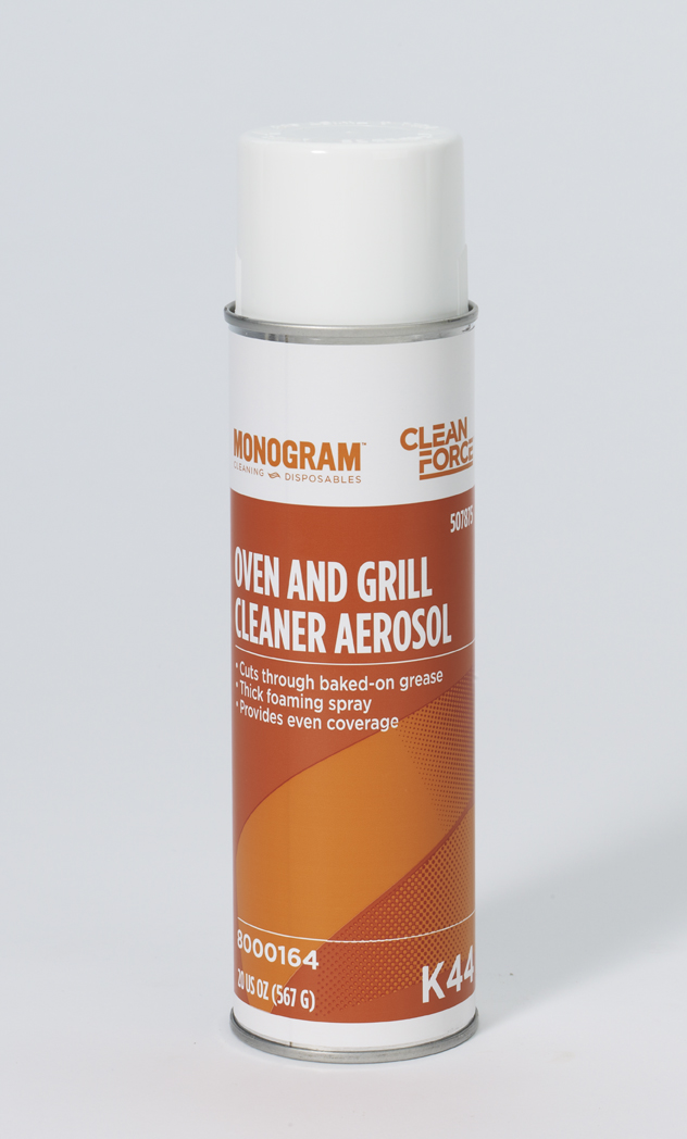 Monogram Clean Force Oven Grill Cleaner Aerosol