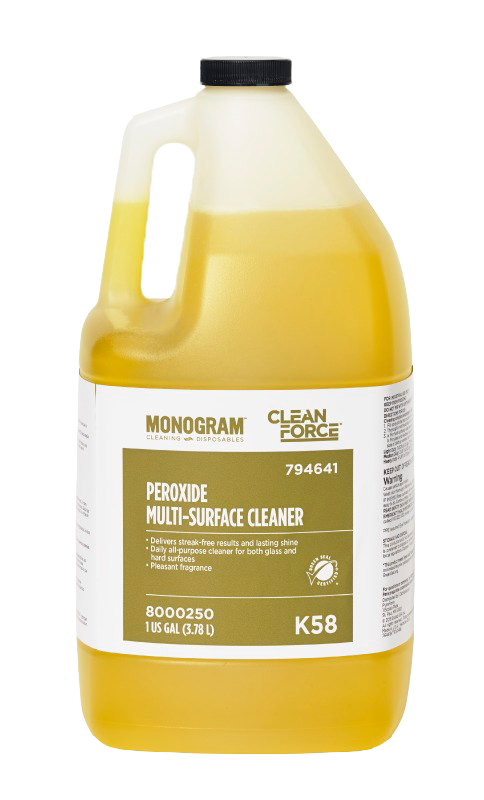 Monogram Clean Force Peroxide Multi Surface Cleaner