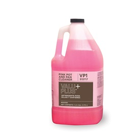 ValuPlus Pink Pot and Pan Cleaner