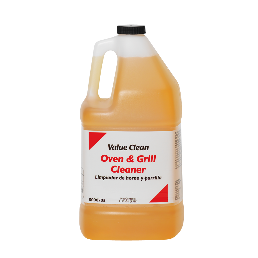 Value Clean Oven Grill Cleaner 4x1 Gl